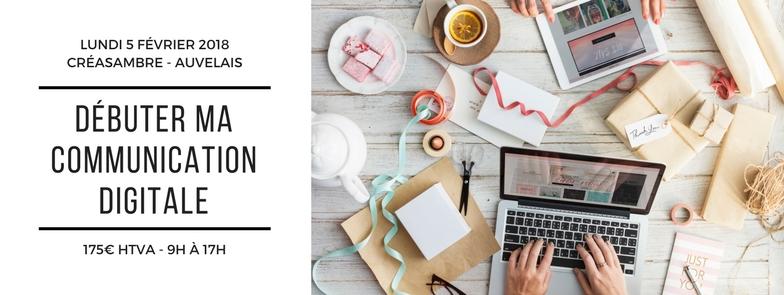 Communication digitale – Niveau débutant